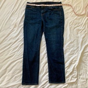 Talbots Signature Ankle Jeans 8 / 29